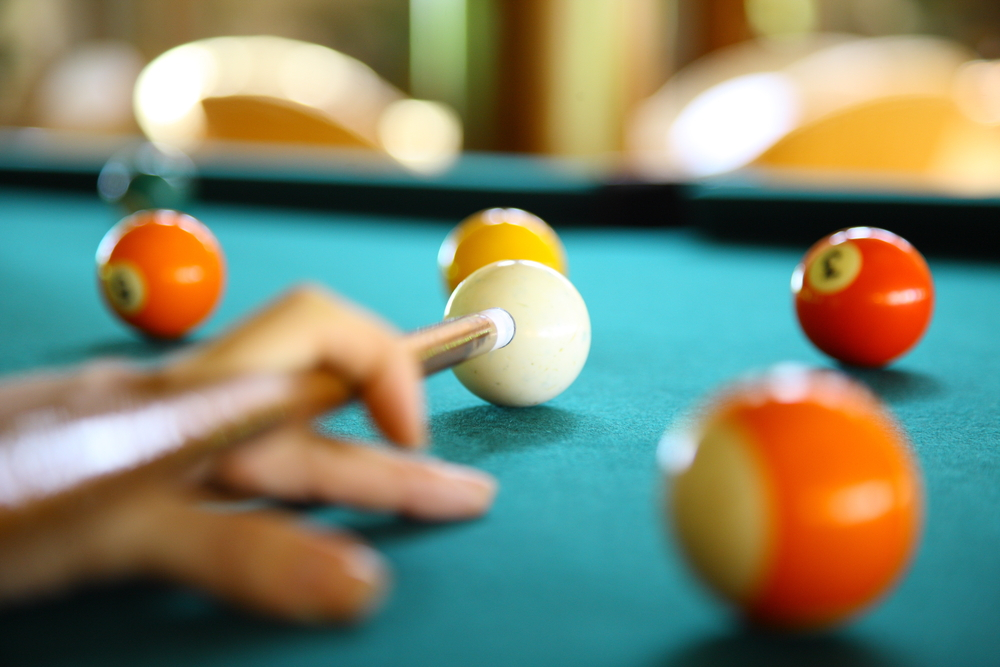 How to improve at Billiards